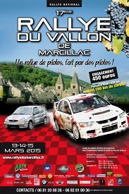 Rallye national du Vallon de Marcillac